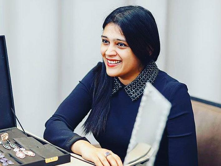 Arpita Navlakha, designer di Sutra