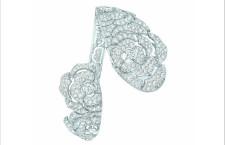 Collezione Coco Avant Chanel, oro bianco e diamanti