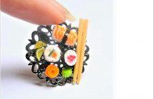 Anello sushi, per le amanti della cucina giapponese