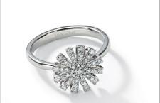 Damiani, anello della collezione Margherita