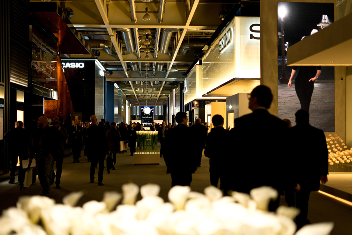 Sono stati 104.000 i buyer a Baselworld 2017
