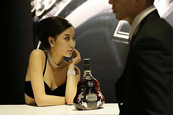 Le cinesi amano il lusso