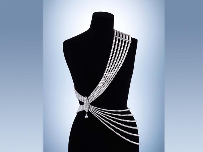 Collana di perle di Mikimoto