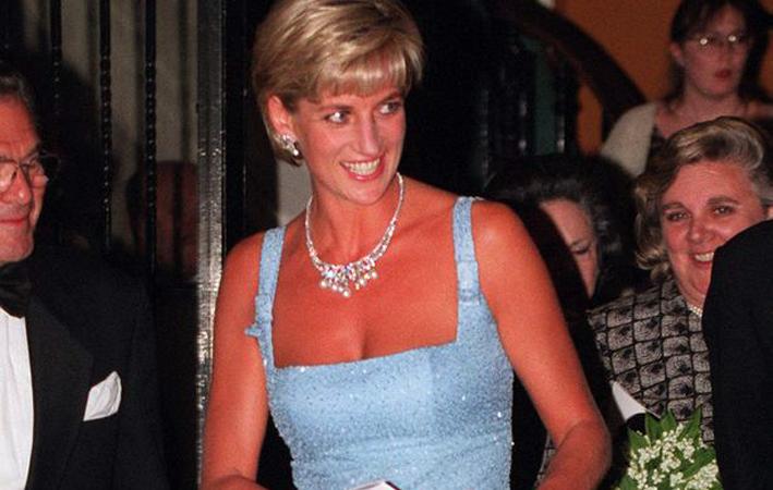 Diana, collana Lago dei Cigni