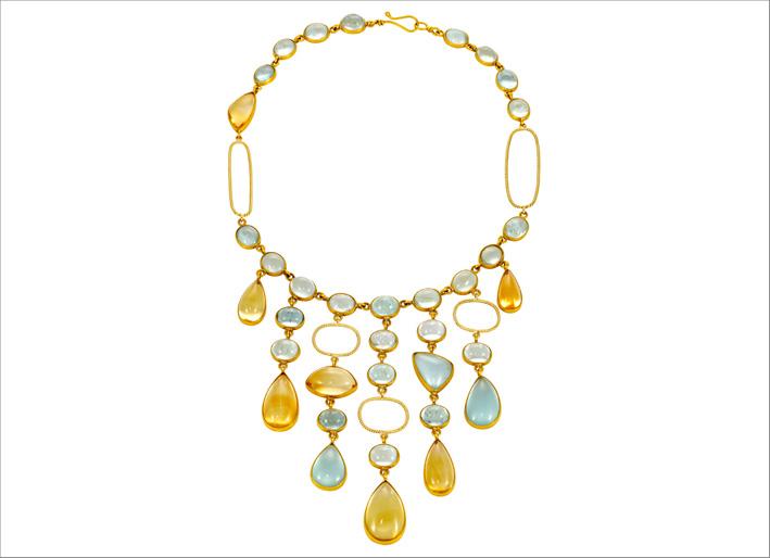 Collana della collezione Oriental Circle