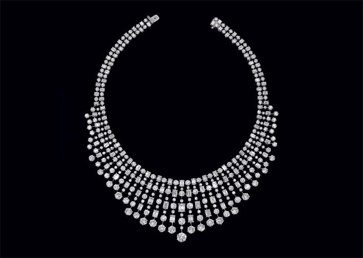 Collana di diamanti Brilliance