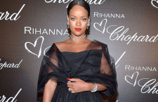 Rihanna al party di Chopard