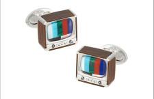 Jan Leslie, gemelli a forma di televisori