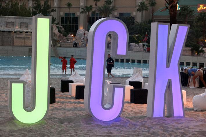 Las Vegas, Jck Show