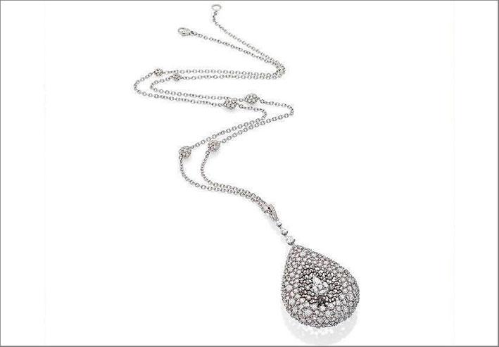 Mariani 1878, pendente con diamanti.  Vincitore nella categoria Best in People's Choice