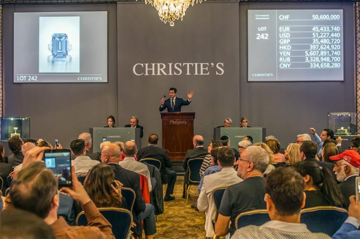 Asta di Christie's