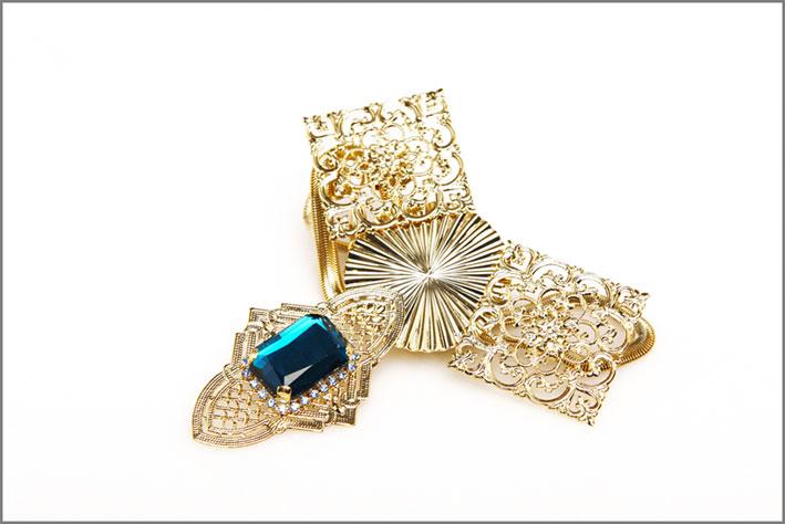 Collana Alatariel, collezione Polvere di Cristalli