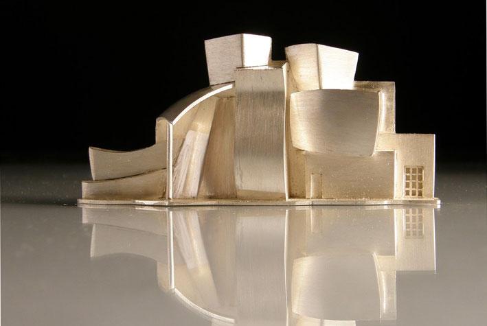 Il Guggenheim Museum visto da Vicki Ambery