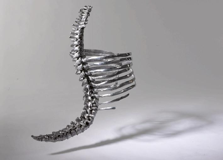 Skeleton Corset. Photo: Courtesy Sotheby's