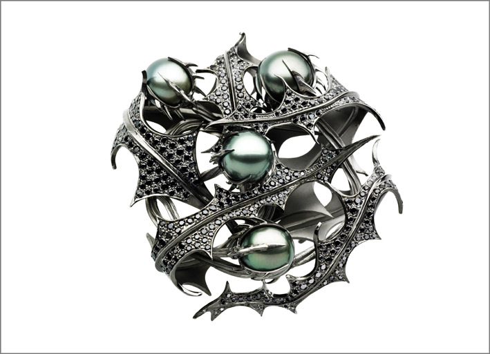 Thistle Brooch. Photo: Courtesy Sotheby's