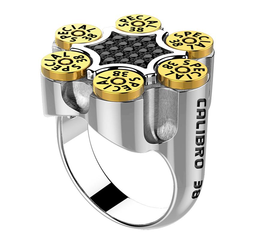 Collezione Calibro 38, anello