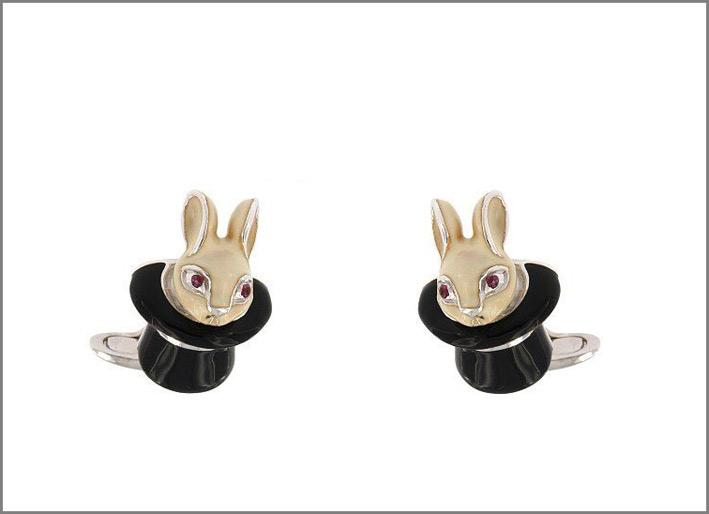 Gemelli con coniglio