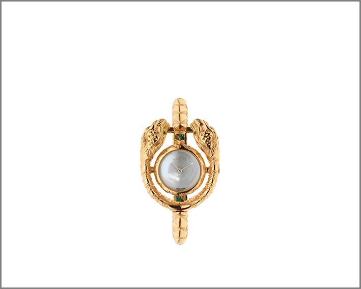 Orologio-bracciale di Gucci