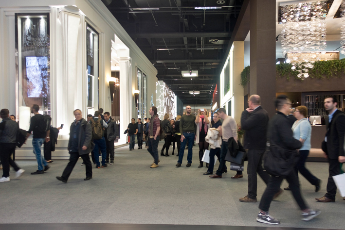 Interno a Baselworld