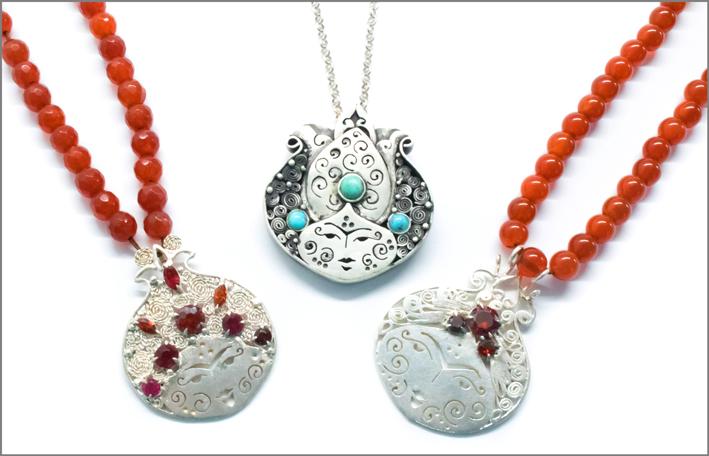 Fateme Safar Talab, collane serie Lady Pomegranate