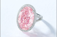 The Pink Promise, con diamante rosa da 14.93 carati