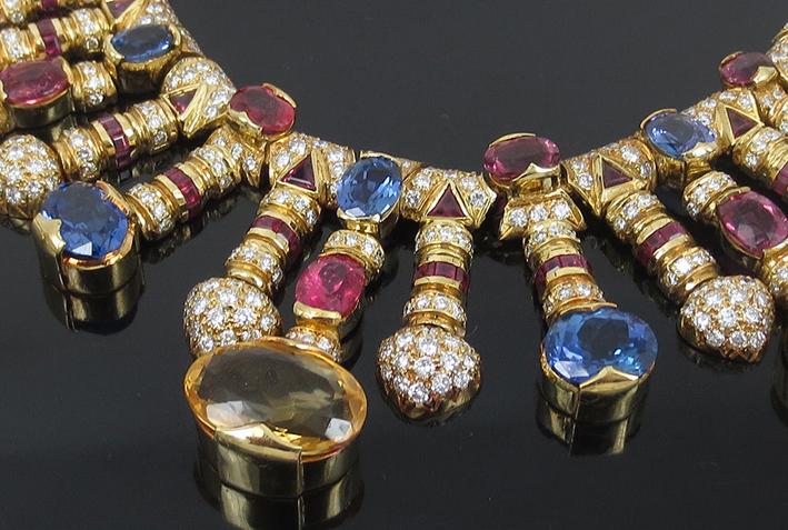 Collana venduta da 47th Diamond District