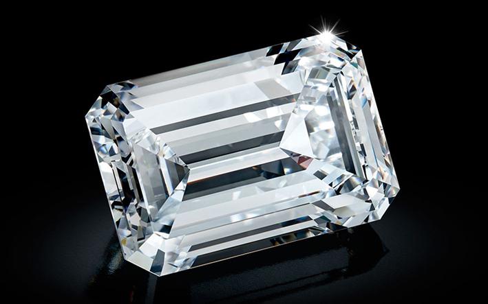 Il diamante da 163 carati