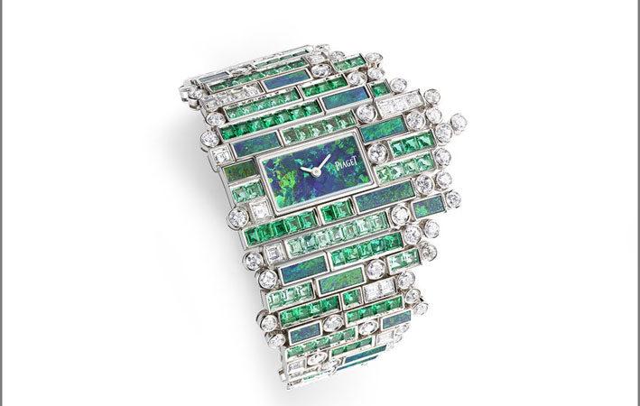 Piaget, bracciale orologio Sunlight Journey