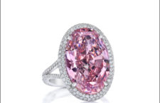 The Pink Promise, un diamante fancy vivid pink da 14,93 carati