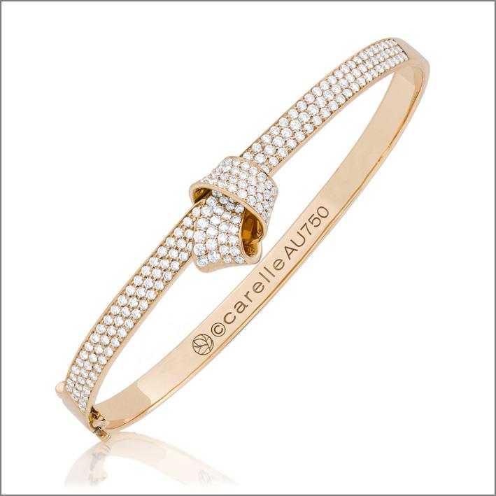 Bracciale della collezione Knot. Prezzo: 12000 dollari