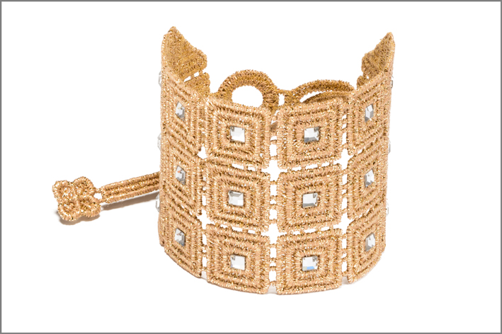 Bracciale Fenice gold