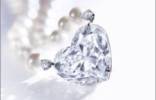 La Légende, diamante a cuore di 92,15 carati di Boehmer et Bassenge venduto per 14,9 milioni