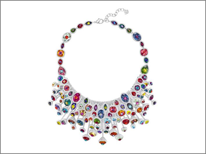 Collana della collezione Rainbow Paradise