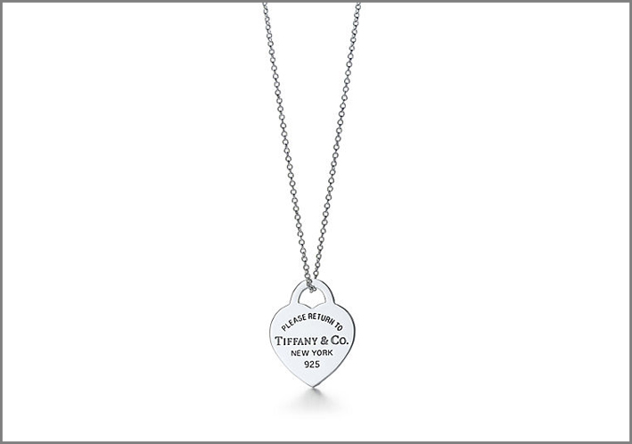 Pendente Return to Tiffany. Prezzo: 140 euro