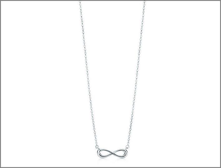 Collezione Tiffany Infinity. Prezzo: 170 euro