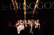 Fawaz Gruosi, al centro, alla festa di de Grisogono al Festival di Cannes 2017