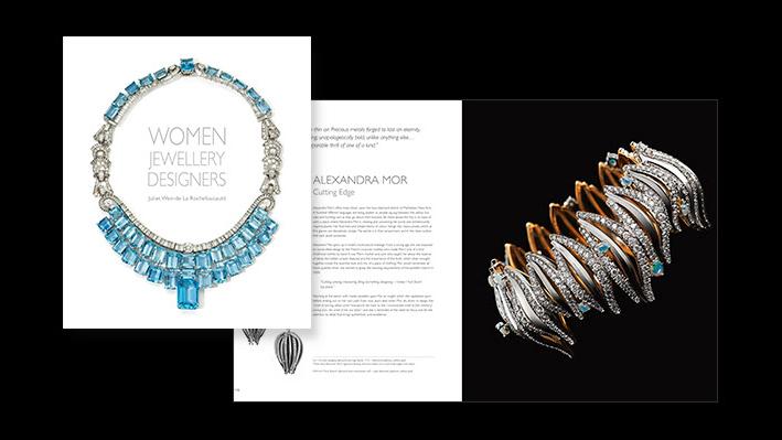 «Women Jewellery Designers», libro di Juliet Weir-de la Rochefoucauld
