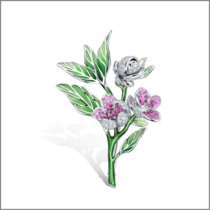 Kelly Xiel, collezione Flower