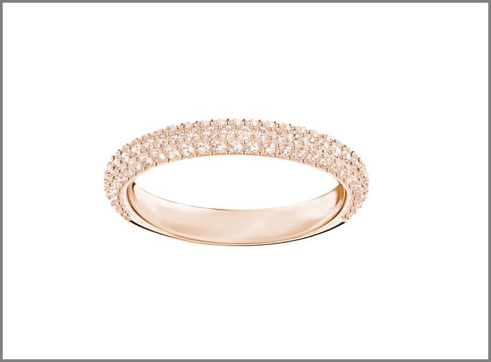 Swarovski, anello