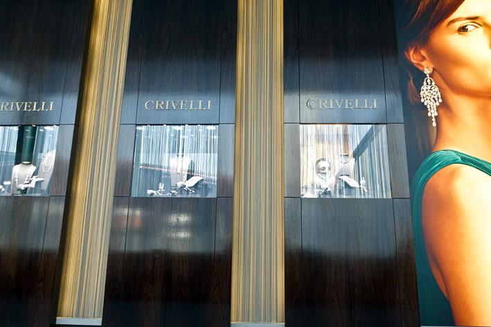 Il booth Crivelli a Baselworld