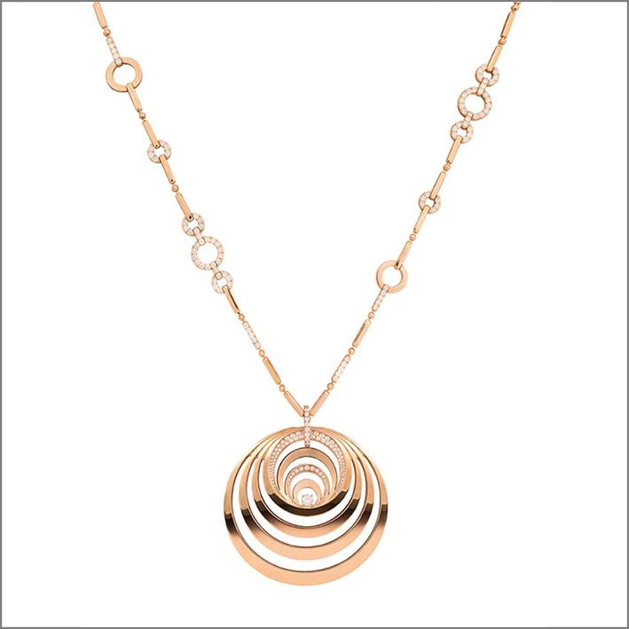 Collana della collezione Aura