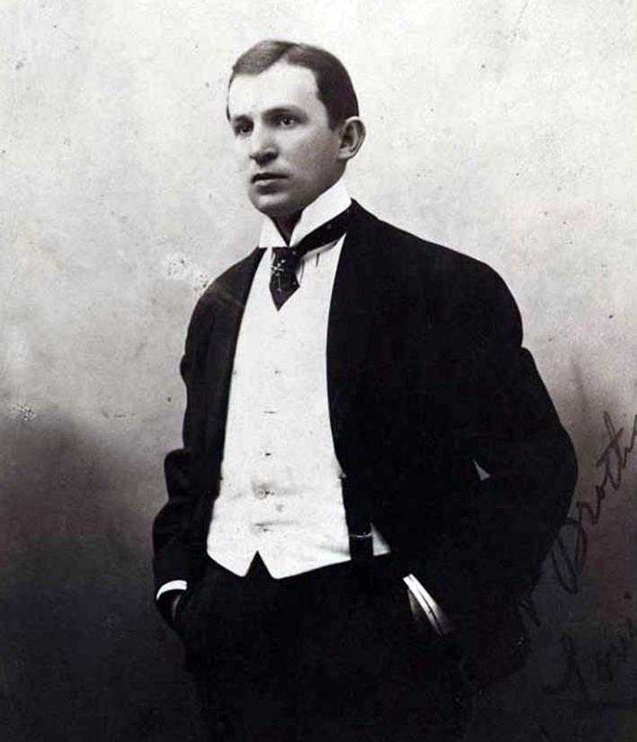 Un giovane Seam Schepps