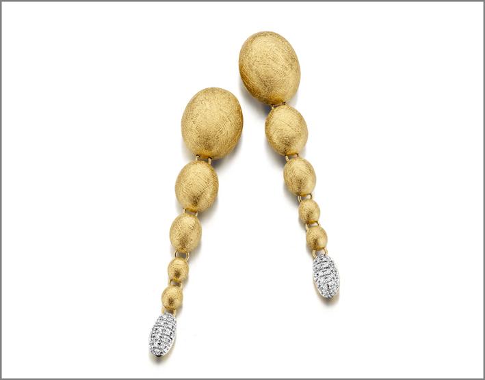 Nanis, orecchini della collezione Dancing in the Rain