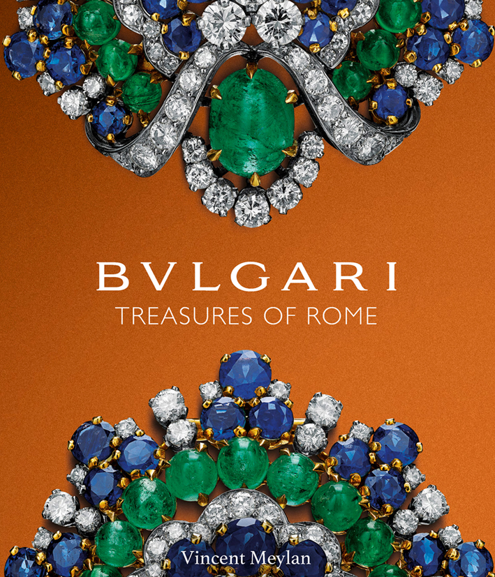 Il libro «Bulgari, Treasures of Rome»