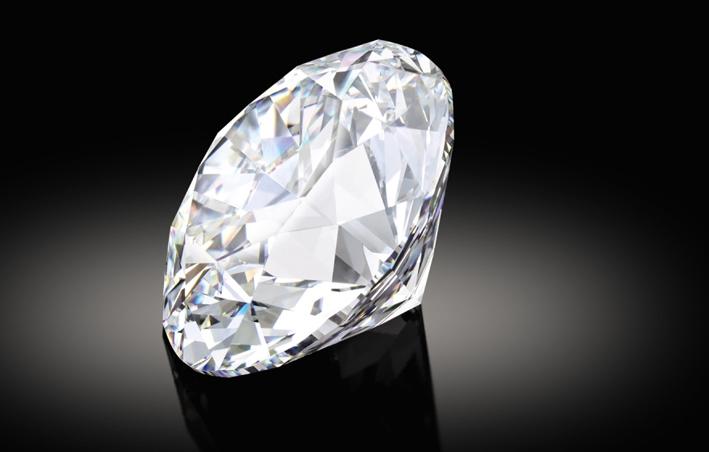Il diamante da 102 carati taglio brillante