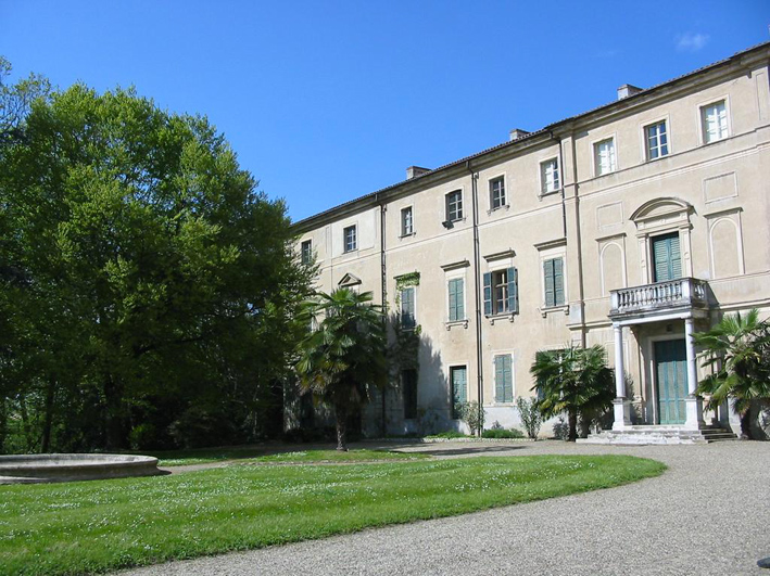 Villa Gropella, a Valenza