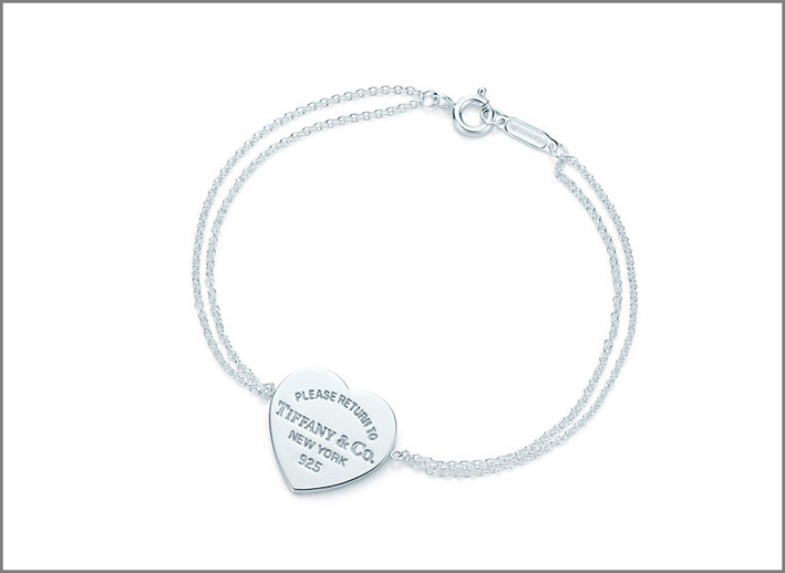 Bracciale return to Tiffany. Prezzo: 190 euro