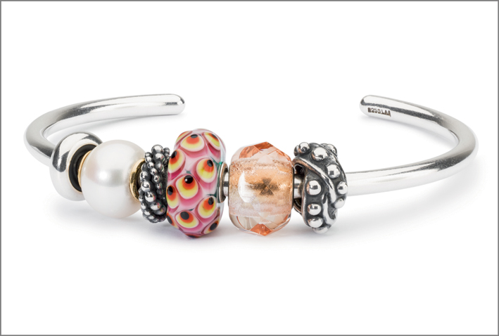 Bracciale con beads