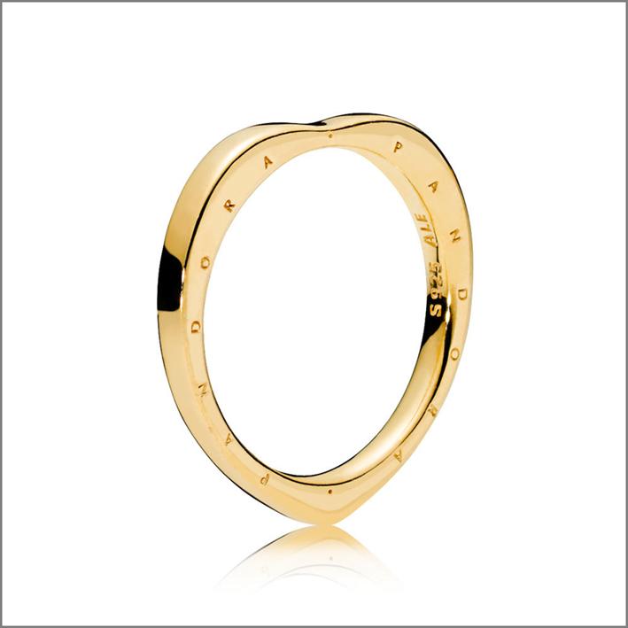Anello Arco d'Amore. Prezzo: 59 euro