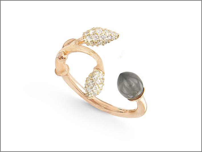 Ole Lynggaard, anello in oro